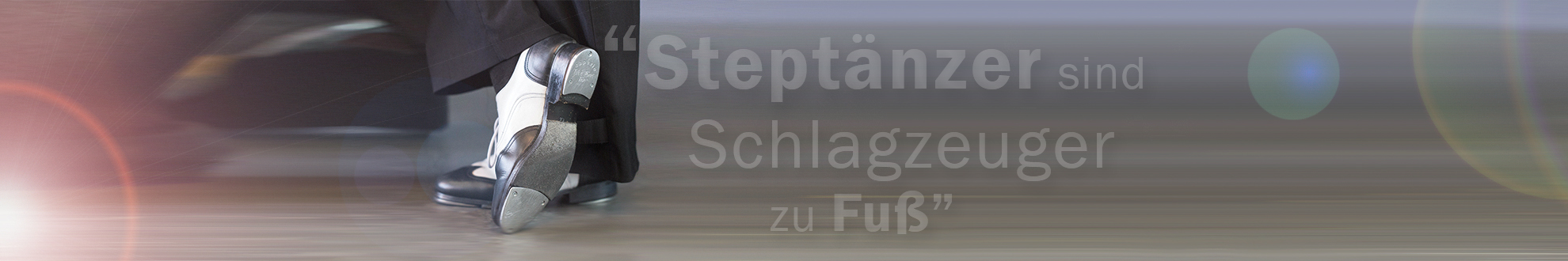 funtappers_header_schuh-schlagzeuger-zu-fuss