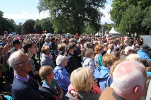 Juni 2011: Stadtgeburtstag im Schlosspark
