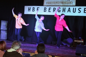 Februar 2013: Open Stage (Berghausen)