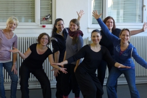 Januar 2014: Workshop mit Kira