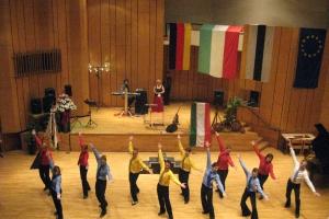 November 2009: Stiftungsfeier