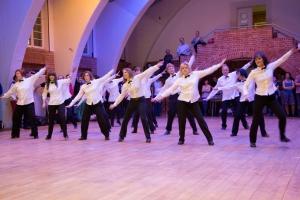 Oktober 2013: Tanzabend AKK