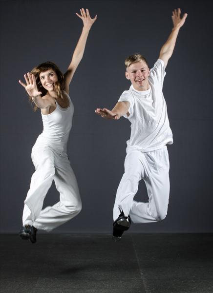 Fun Tappers Training Steptanz Stepptanz tap dance Diana Tischler Ingmar Nieder