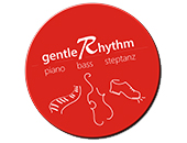 gentle Rhythm / Bass, Piano, Steptanz